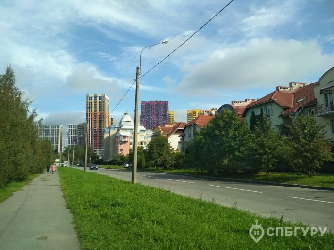 """ЖК """"Полис на Комендантском"""": маленькие квартирки в районе с большими планами - Фото 61"""