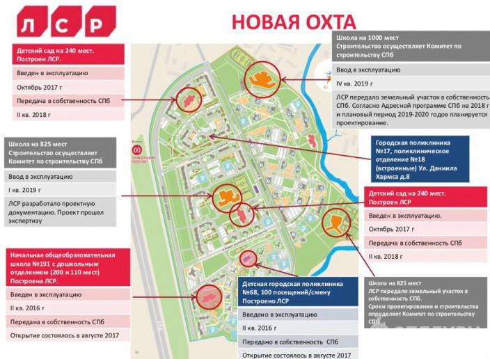 """ЖК """"Новая Охта 2"""": жилье с отделкой и городской пропиской за линией КАД - Фото 3"""