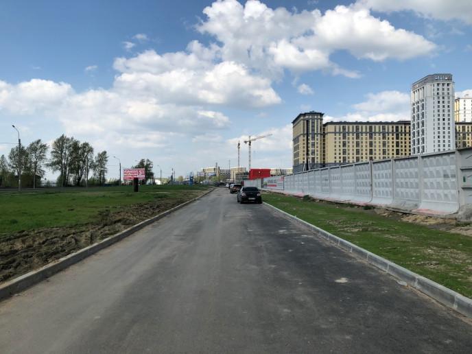 """ЖК """"Цивилизация на Неве"""": сталинский ампир в окружении промзоны - Фото 1"""