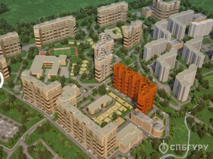 """ЖК """"Приневский"""" -  бюджетное жилье в пределах КАД - Фото 8"""
