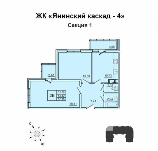 """ЖК """"Янинский каскад"""": неоднозначный проект в неоднозначном месте - Фото 24"""