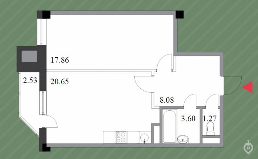 """ЖК """"Шерлок Хаус"""": неплохой, но сильно переоцененный дом на """"Удельной"""" - Фото 41"""