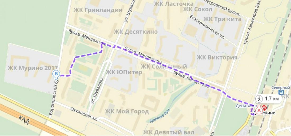 """ЖК """"Мурино 2017"""": интересный проект с транспортными недостатками - Фото 19"""