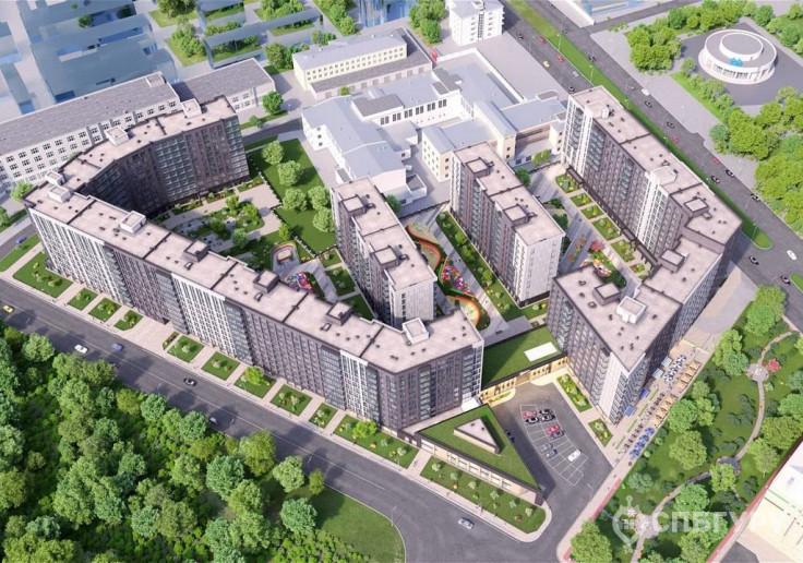 """ЖК """"Первый квартал"""": с чего начинается City на Лиговском - Фото 9"""