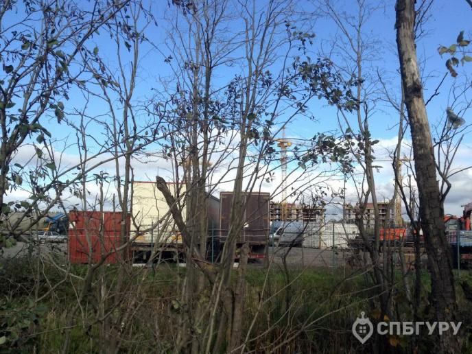 ЖК «Невские Паруса» -  стройка с видом на Неву от Setl City - Фото 5