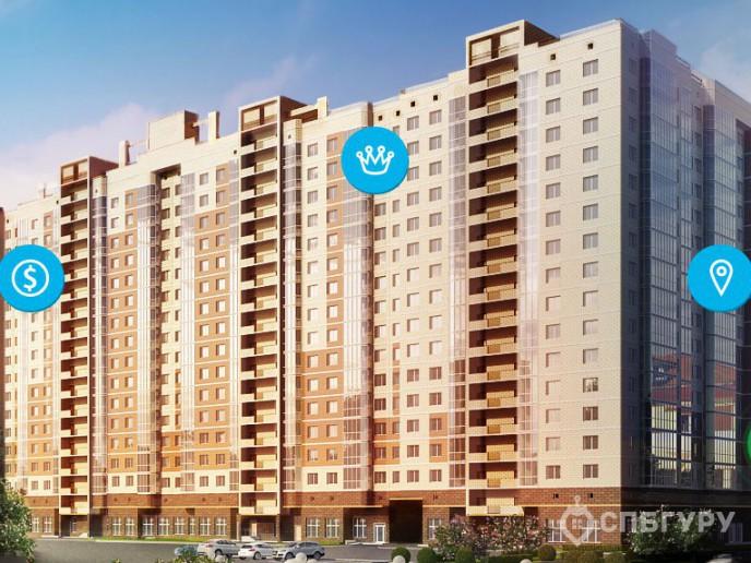 """ЖК """"Медалист"""": кирпичный дом с недорогими квартирами на месте складской постройки - Фото 1"""