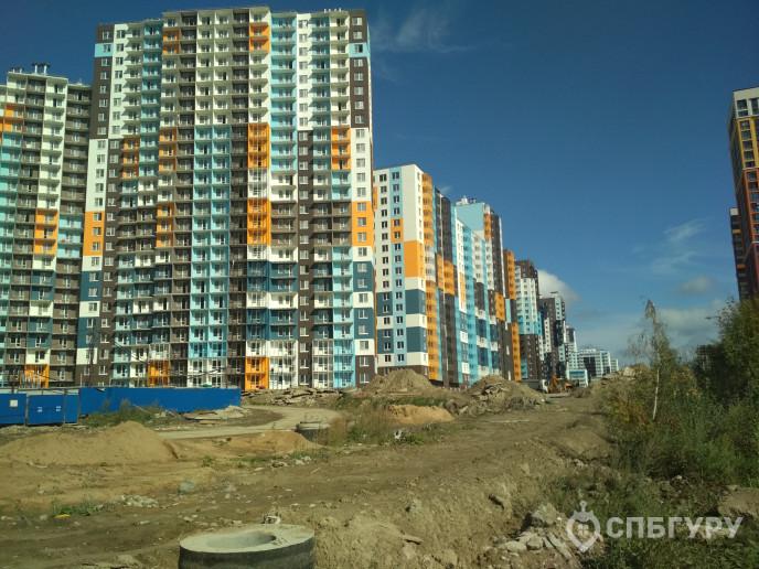 """ЖК """"Полис на Комендантском"""": маленькие квартирки в районе с большими планами - Фото 55"""