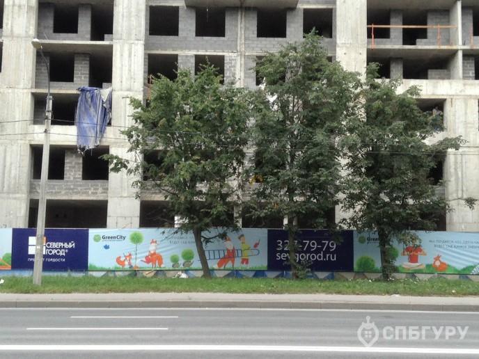 Green City – современный жилой комплекс в депрессивном месте. - Фото 27