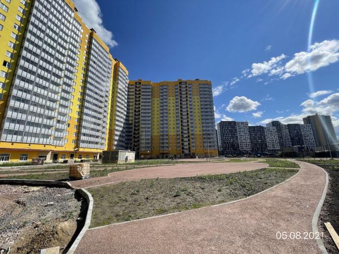 """ЖК """"Мурино Парк"""": солнечный комплекс с плюшками у метро - Фото 7"""