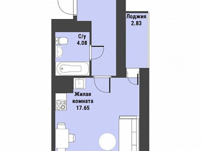 """ЖК """"Живи! В Рыбацком!"""" - недорогие квартиры с отделкой и удобной рассрочкой. - Фото 35"""