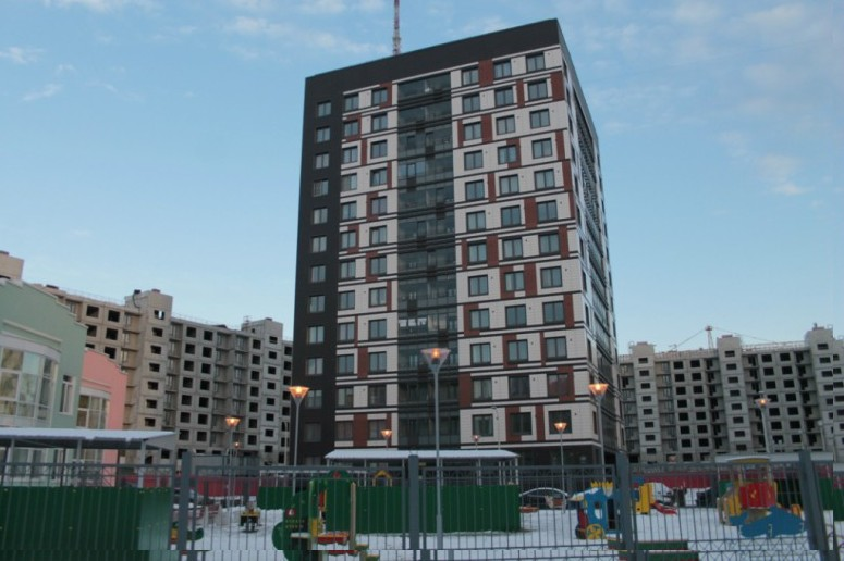 ЖК «Европа Сити»: крупный жилой комплекс от ЛСР на Петроградке - Фото 5