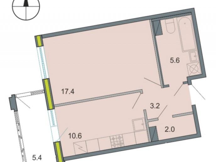 ЖК Тойве: переоцененный дом в очень специфичном месте - Фото 47