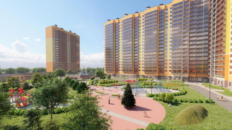"""ЖК """"Мурино Парк"""": солнечный комплекс с плюшками у метро - Фото 3"""
