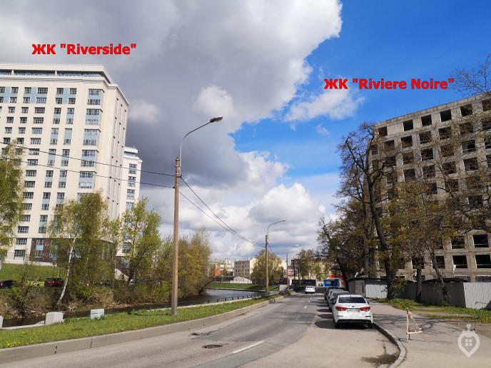 """ЖК """"Riviere Noire"""": дорогие квадраты между тихой речкой и шумной набережной - Фото 40"""