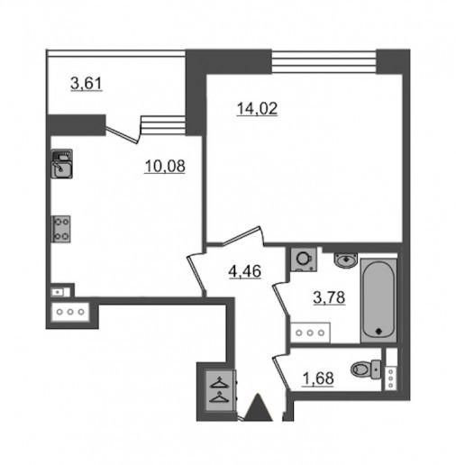 "ЖК ""PULSE на набережной"": тысячи квартир с отделкой вместо завода  - Фото 49"
