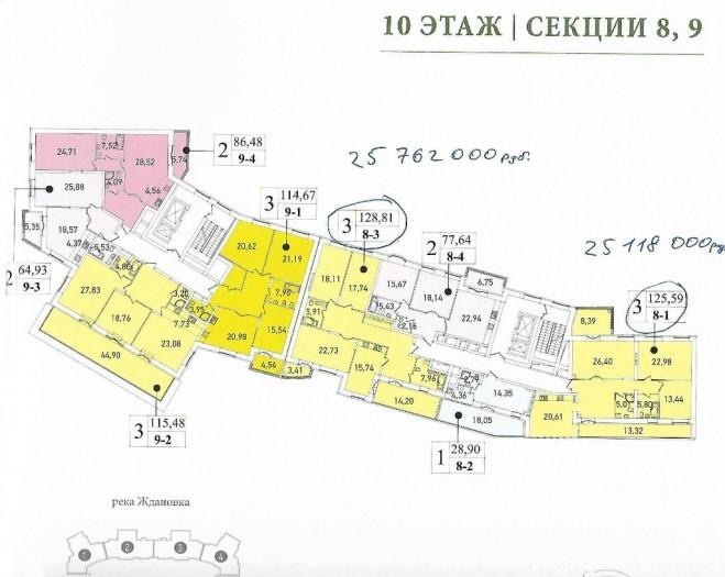"""ЖК """"Ostrov"""": внушительный бизнес-класс на Петровском острове - Фото 33"""