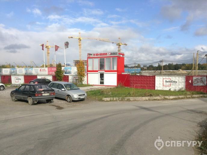 ЖК «Невские Паруса» -  стройка с видом на Неву от Setl City - Фото 12