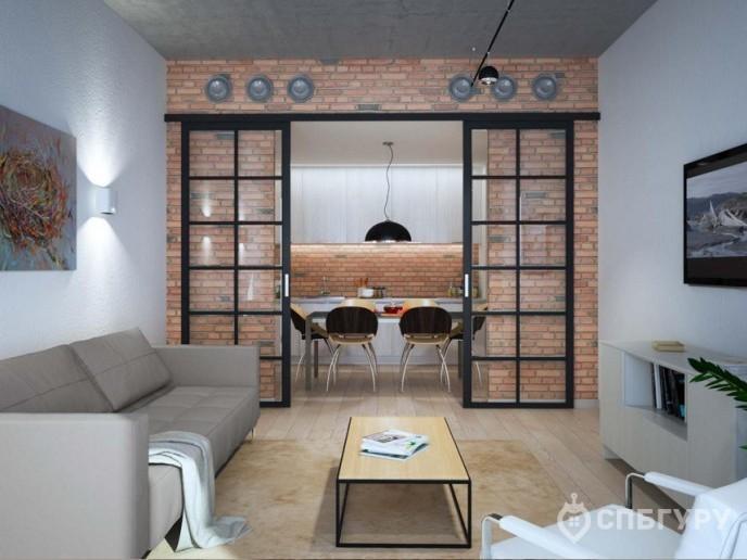 Docklands: стильные апартаменты с видом на Малую Неву - Фото 35