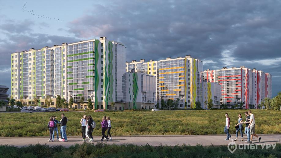 """ЖК """"Ювента"""": дом юношеских грез в скромном поселке - Фото 2"""