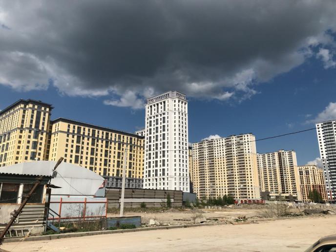 """ЖК """"Цивилизация на Неве"""": сталинский ампир в окружении промзоны - Фото 5"""