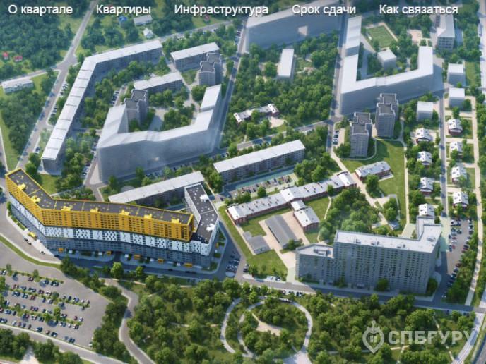 """ЖК """"Стереос"""": многоэтажный комплекс на зеленой окраине - Фото 7"""