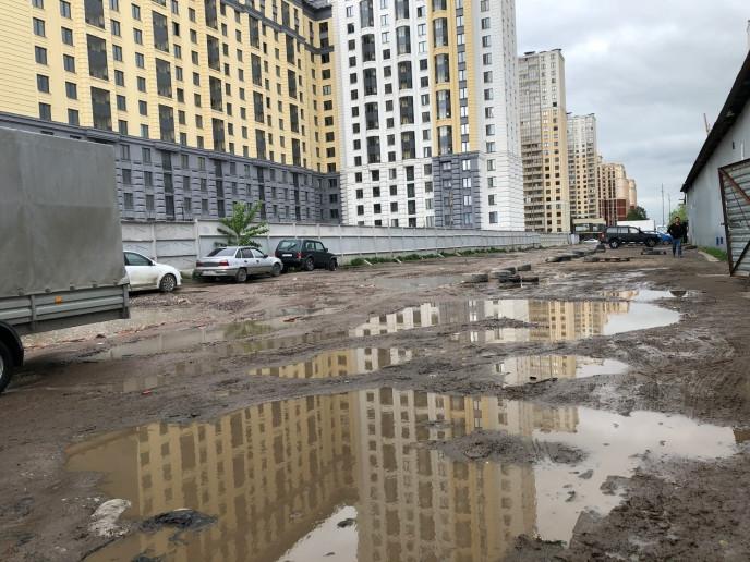"""ЖК """"Цивилизация на Неве"""": сталинский ампир в окружении промзоны - Фото 4"""