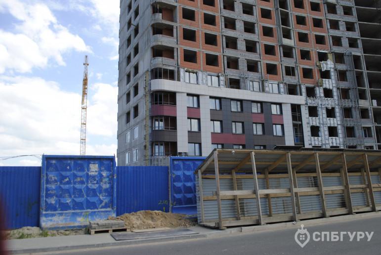 """ЖК """"Авиатор"""": дома среди песчанных полей - Фото 8"""