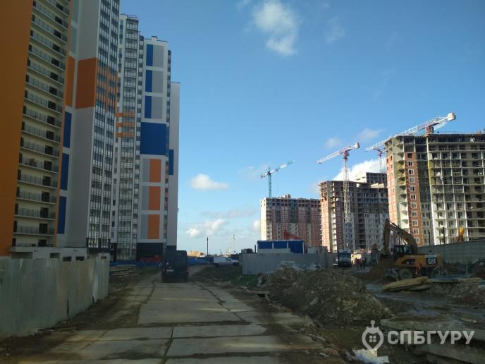 """ЖК """"Полис на Комендантском"""": маленькие квартирки в районе с большими планами - Фото 46"""
