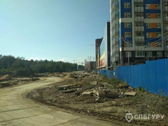 """ЖК """"Полис на Комендантском"""": маленькие квартирки в районе с большими планами - Фото 43"""