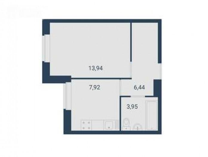 """ЖК """"Материк"""": маленькие квартиры в перенаселенном Мурино - Фото 7"""