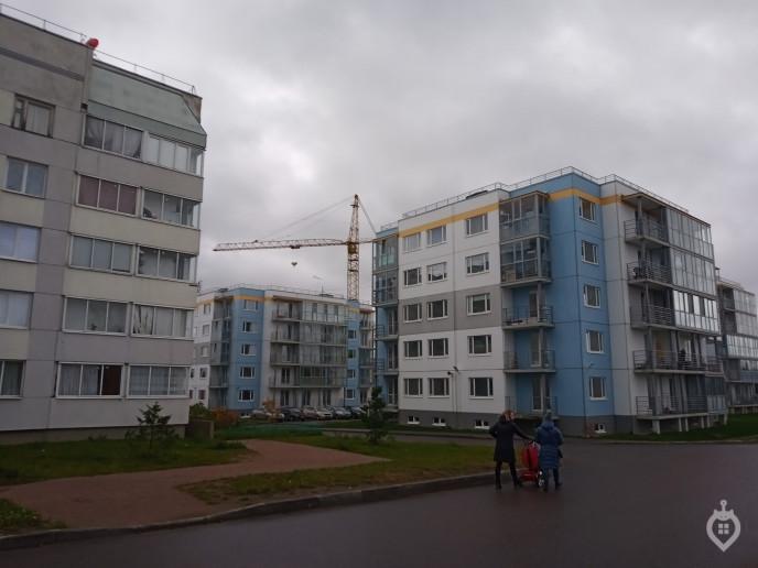 """ЖК """"Парковый"""": добротный эконом в 40 км от Петербурга - Фото 54"""