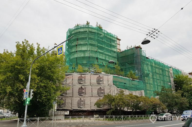 """ЖК """"Мендельсон"""": бизнес-класс с видом на заброшенную фабрику - Фото 2"""