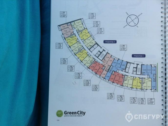 Green City – современный жилой комплекс в депрессивном месте. - Фото 56