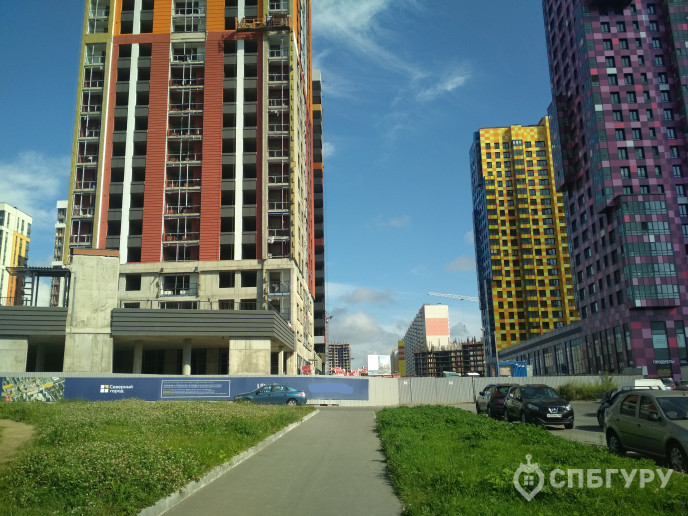 """ЖК """"Полис на Комендантском"""": маленькие квартирки в районе с большими планами - Фото 51"""