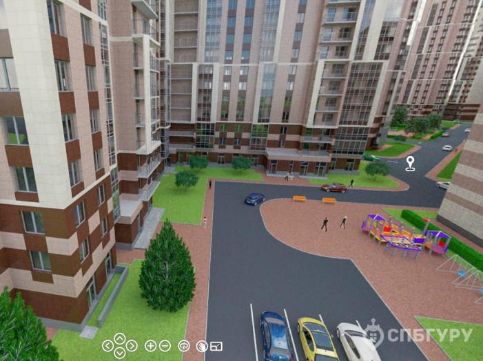 "ЖК ""UP-квартал ""Московский"": опции бизнес-класса и КАД под окнами - Фото 3"