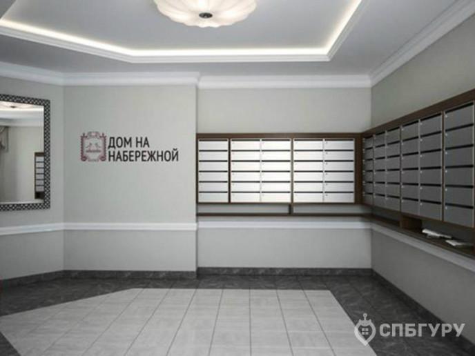 """ЖК """"Дом на набережной"""": проект, потеснивший новый мост через Неву - Фото 13"""