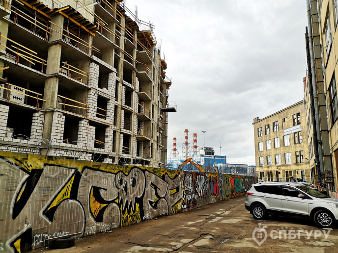 """ЖК """"Первый квартал"""": с чего начинается City на Лиговском - Фото 34"""