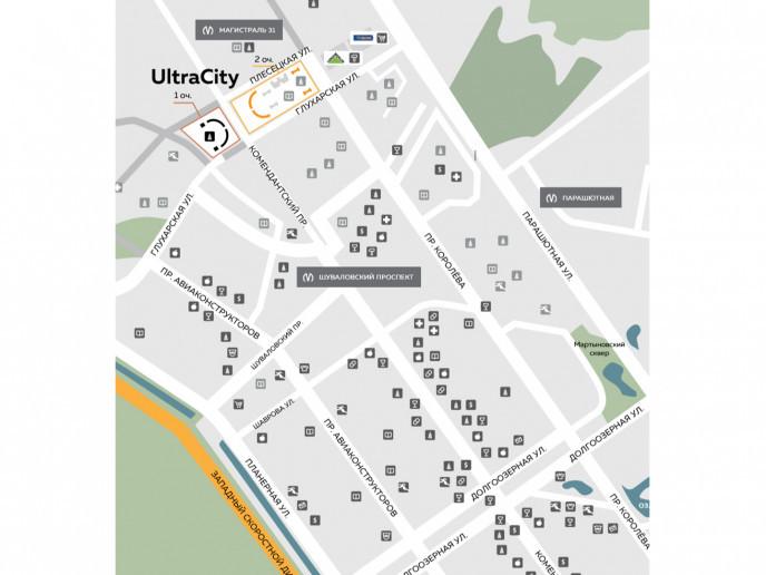 """ЖК """"Ultra City II"""": с учётом ошибок первой очереди - Фото 52"""