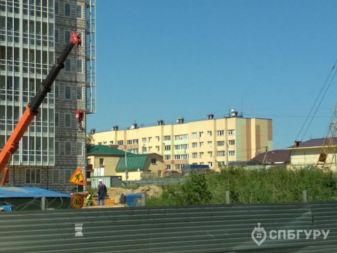 """ЖК """"Ювента"""": дом юношеских грез в скромном поселке - Фото 12"""