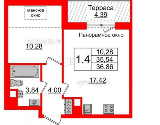 """ЖК """"Зеленый квартал"""": европейская застройка в российских реалиях - Фото 53"""