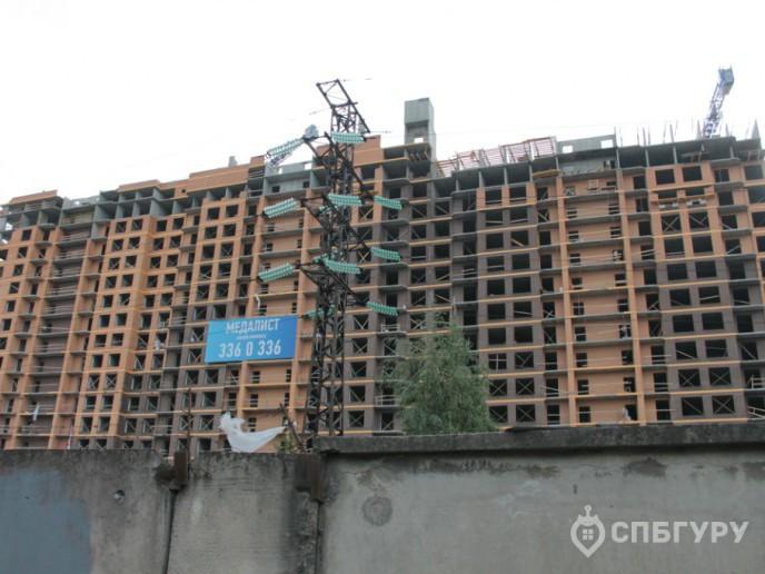 """ЖК """"Медалист"""": кирпичный дом с недорогими квартирами на месте складской постройки - Фото 11"""