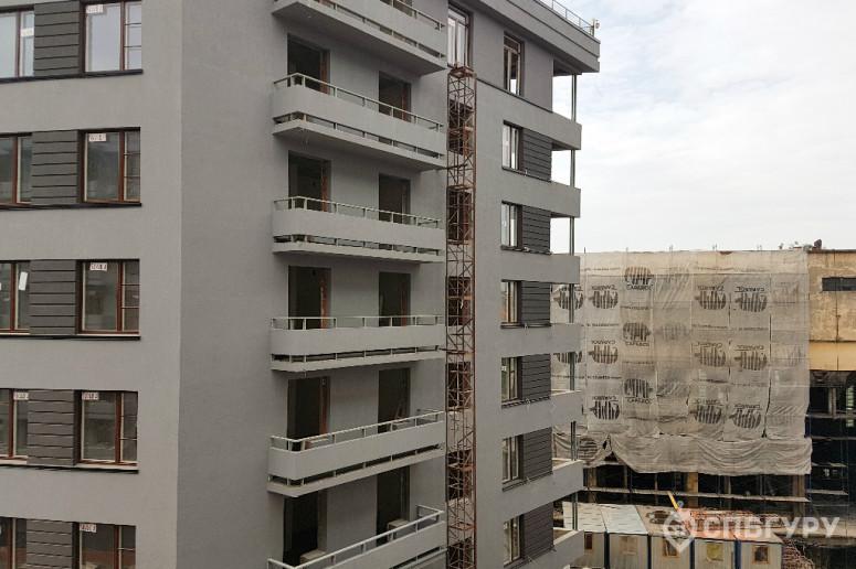 """ЖК """"Мендельсон"""": бизнес-класс с видом на заброшенную фабрику - Фото 17"""