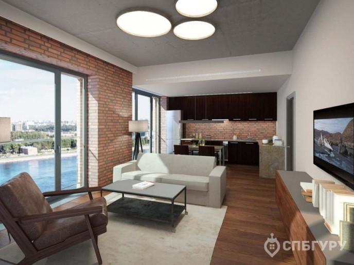 Docklands: стильные апартаменты с видом на Малую Неву - Фото 31