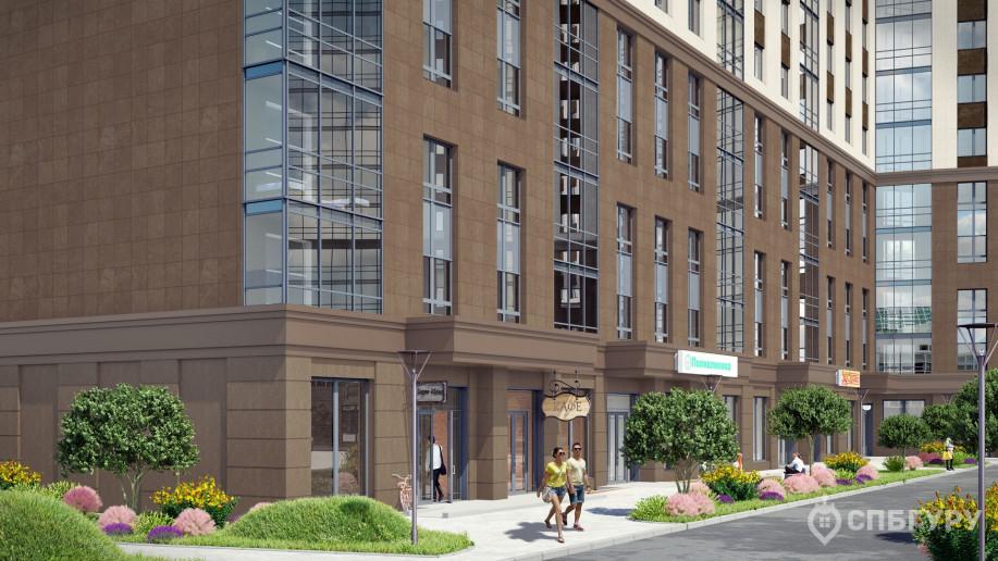 """ЖК """"Питер"""": квартиры бизнес-класса с видом на ЛЭП - Фото 5"""