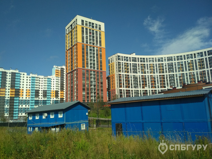 """ЖК """"Полис на Комендантском"""": маленькие квартирки в районе с большими планами - Фото 54"""