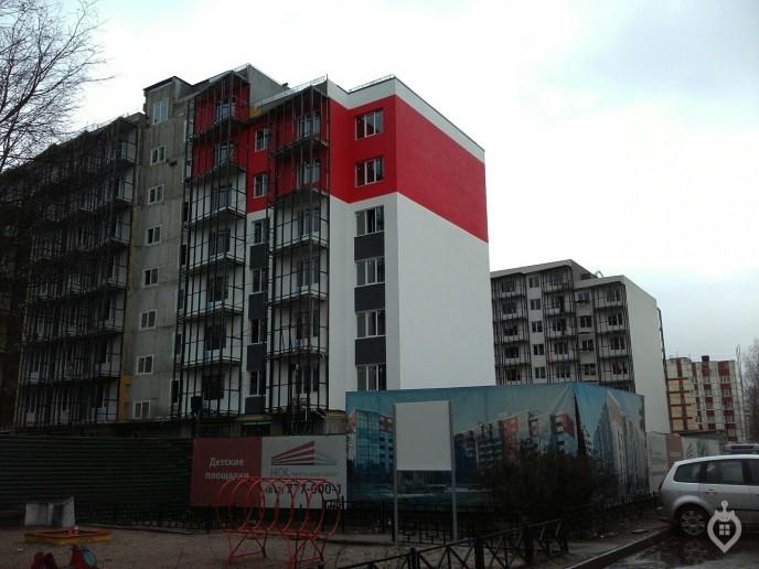 """ЖК """"Брусничный"""": три монолитных дома в Янино - Фото 22"""