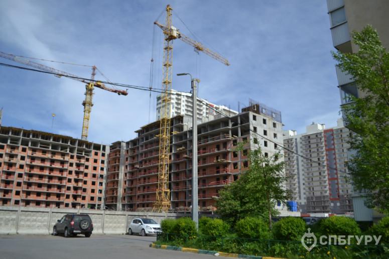 """ЖК """"Парголово"""": неторопливое строительство в тихом поселке - Фото 3"""