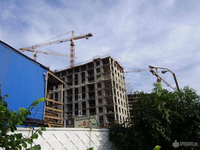 """ЖК """"Риверсайд"""": полуостров бизнес-класса - Фото 24"""