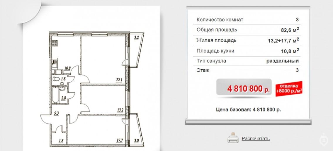 """ЖК """"Брусничный"""": три монолитных дома в Янино - Фото 11"""