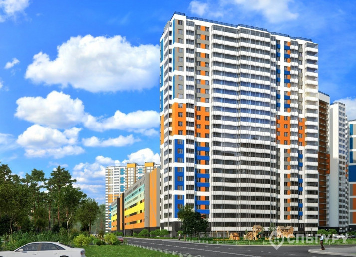 """ЖК """"Полис на Комендантском"""": маленькие квартирки в районе с большими планами - Фото 2"""